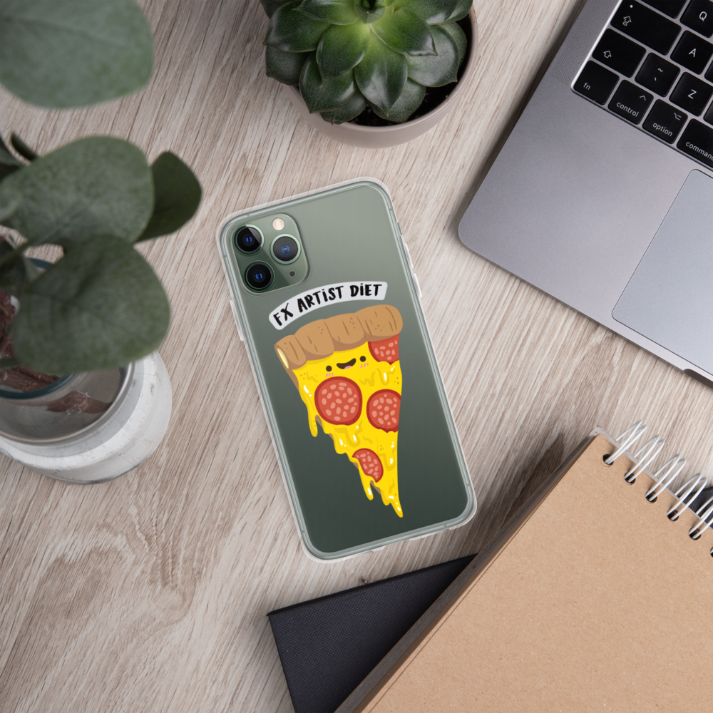 fx artist diet iphone case